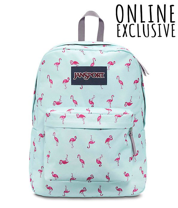 Explore the features of our Superbreak backpack. Available in a variety of  colors and patterns 99cb7786f0629