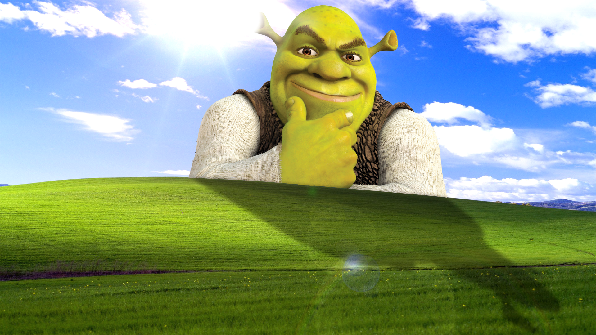 Meme Shrek Wallpaper In 2020 Meme Background Shrek Cartoon Smoke