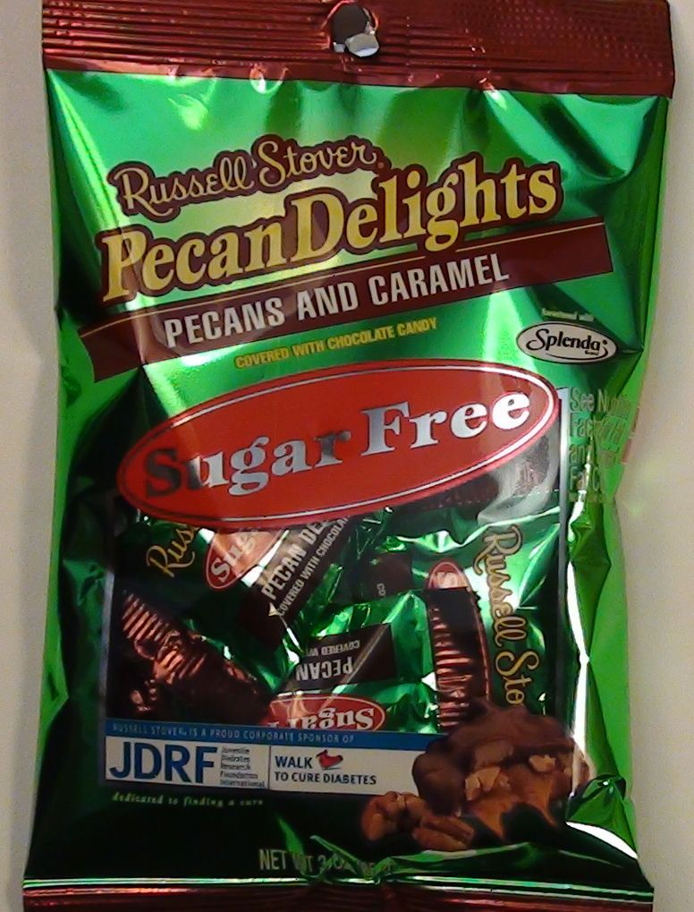 Russell S Sugar Free Candy Pecan Delights So Yummy Sugar Free Candy Sugar Free Candied Pecans