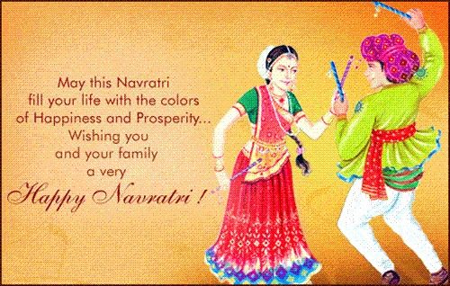 May Maa Durga bestow you and your family with 9 forms of blessings- fame, name, wealth, prosperity, happiness, education, health, power and commitment Happy #Navratri to all of you