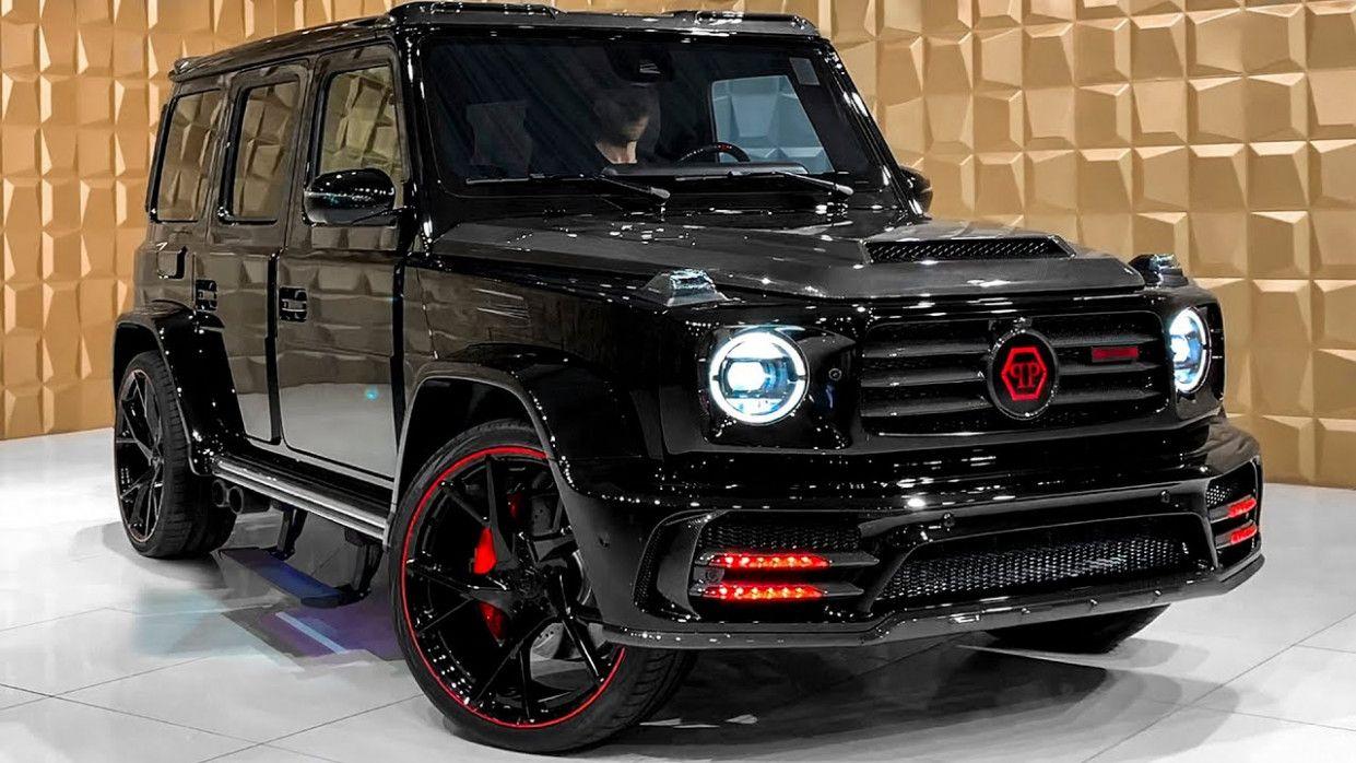 2020 Mercedes G63 Price Dengan Gambar