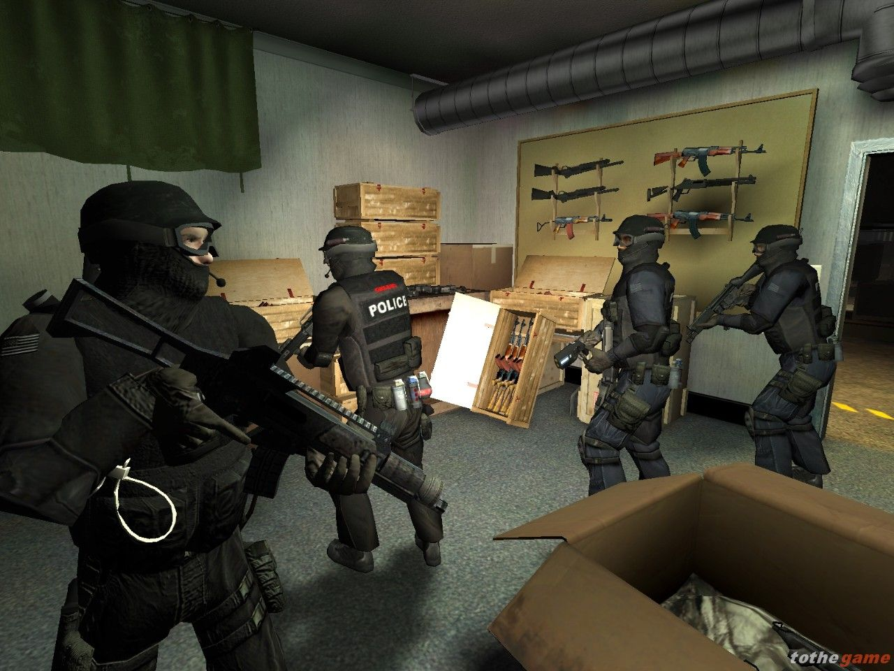 SWAT 4 The Stetchkov Syndicate PC Syndicate, Swat