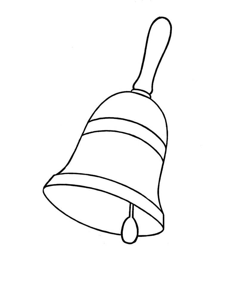 Bells Drawing : bells, drawing, Printable, Coloring, Pages, Christmas, Pages,, Kids,