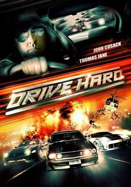 drive hard full movie