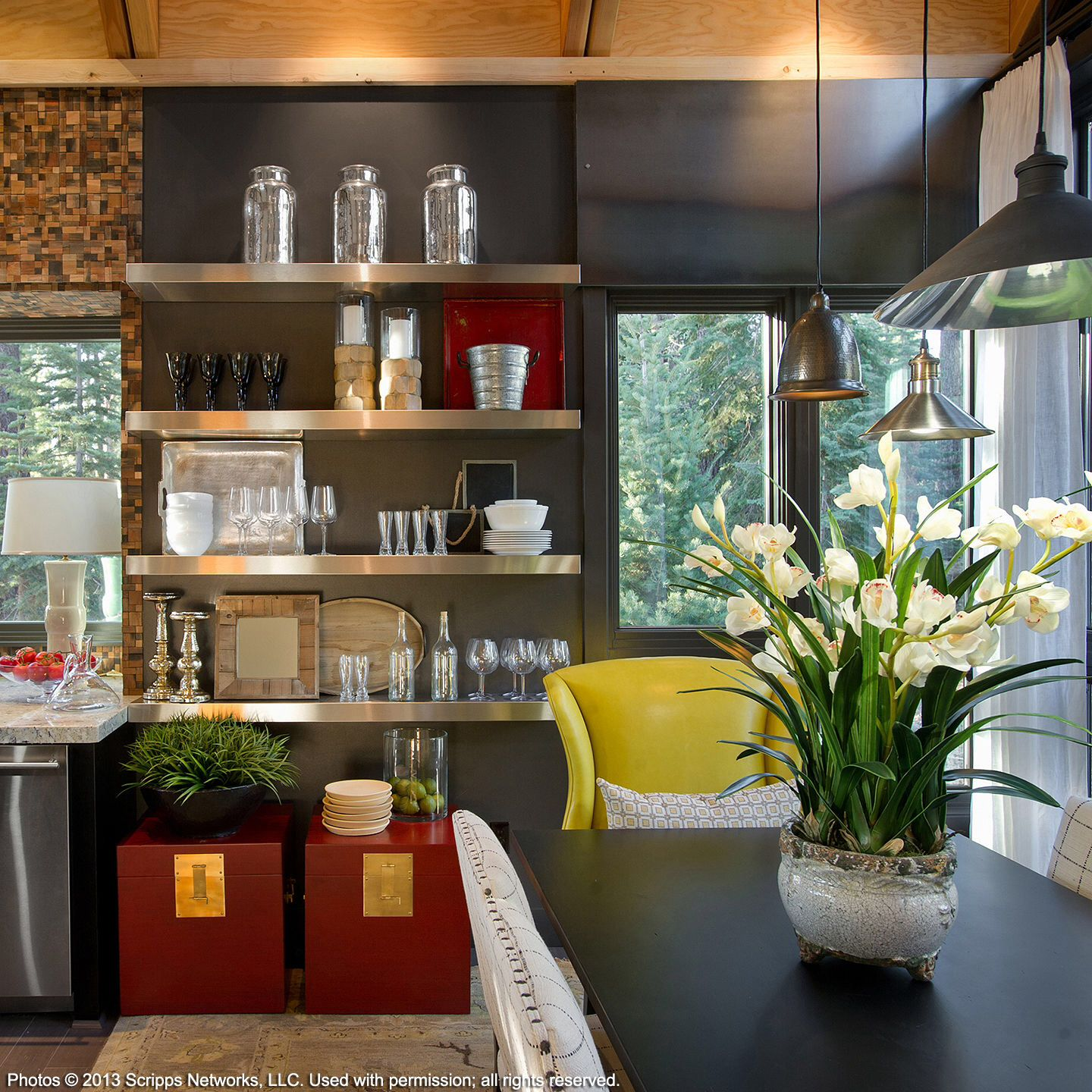 Very Small Kitchen Ideas Pictures Tips From Hgtv: Eclectic Kitchen, Hgtv Dream Home, Home