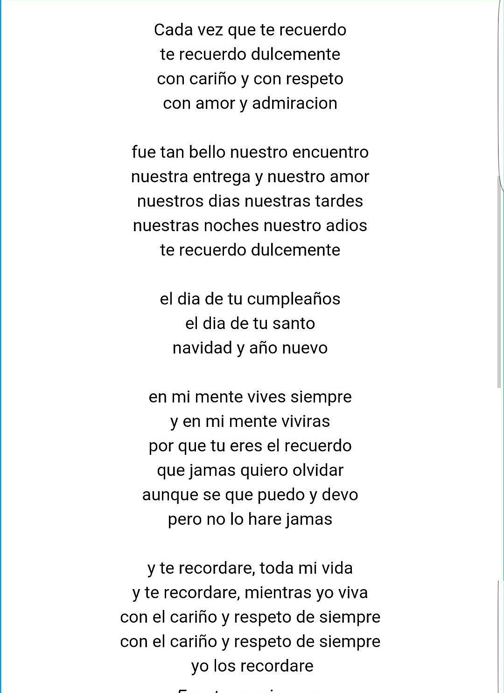 Te Recuerdo Dulcemente Rocio Durcal Instagram Picture Quotes Music Quotes Lyrics Lyric Quotes