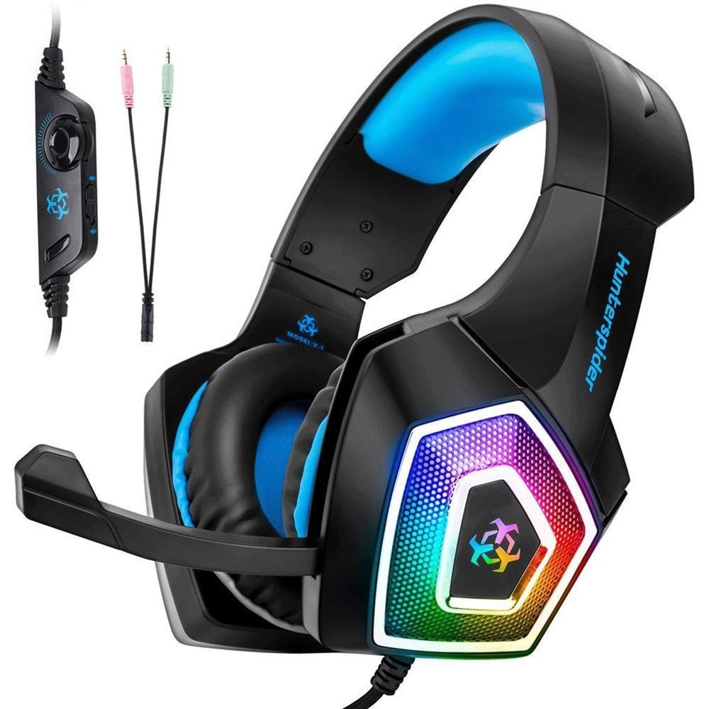Gaming Headset With Mic For Xbox One Ps4 Pc Nintendo Switch Tablet Smartphone 691202631170 Ebay Gaming Headphones Gaming Headset Wireless Gaming Headset