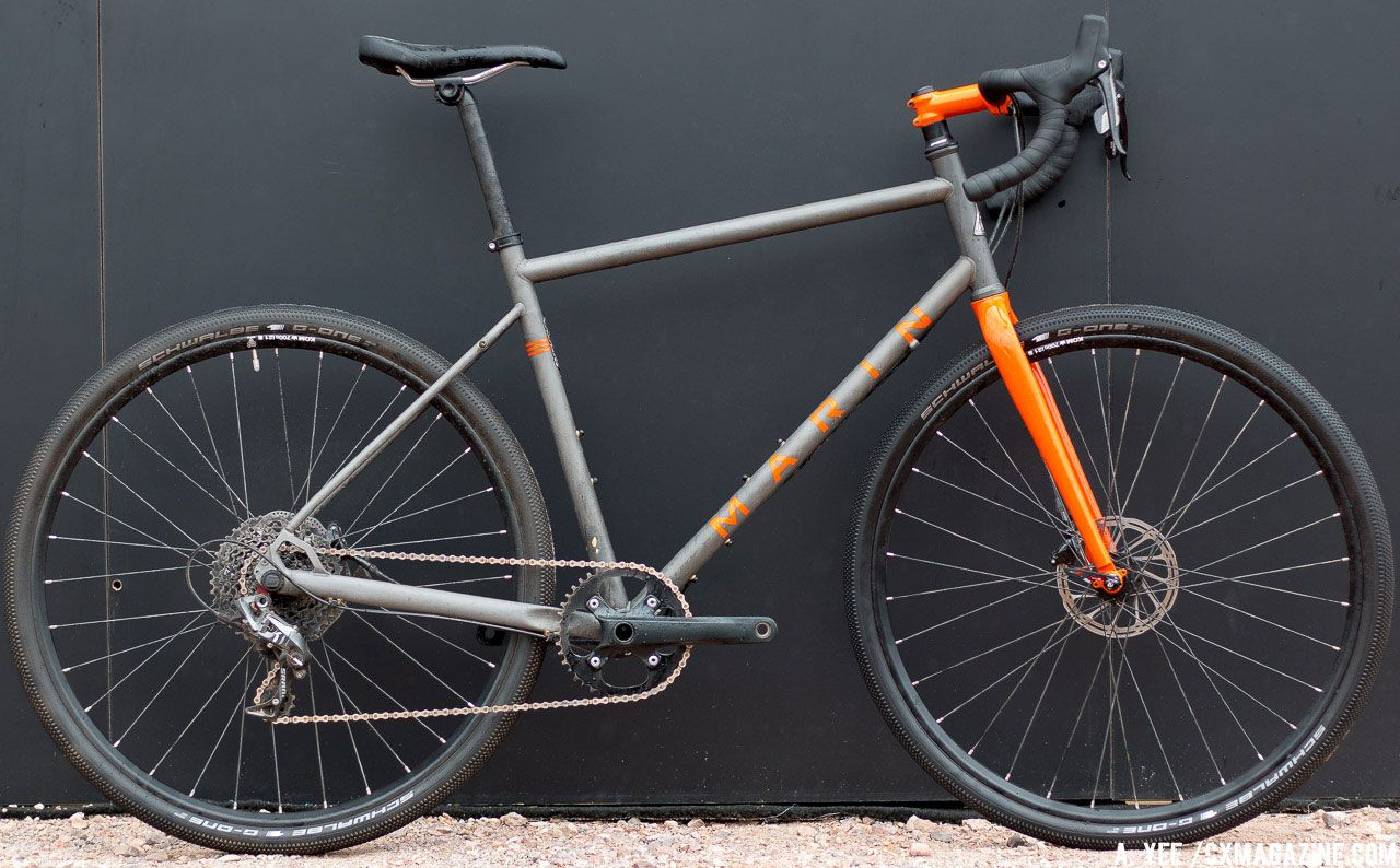 Marin Says Its New Four Corners Elite Bike Is Designed To Handle