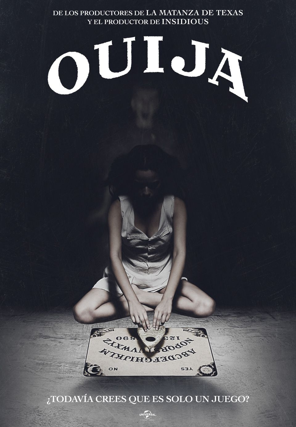 Critica De Ouija 2014 Blog De Nair Millos Ver Pelicula De Terror Ver Peliculas Ver Peliculas Gratis