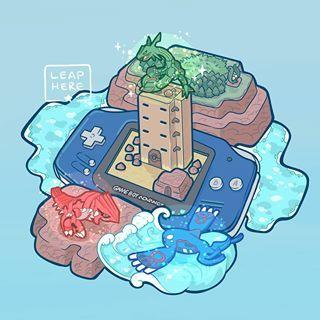 e9bdd06ba5a25d721114527635b3ed9c - How Do I Get To Sky Pillar In Pokemon Emerald