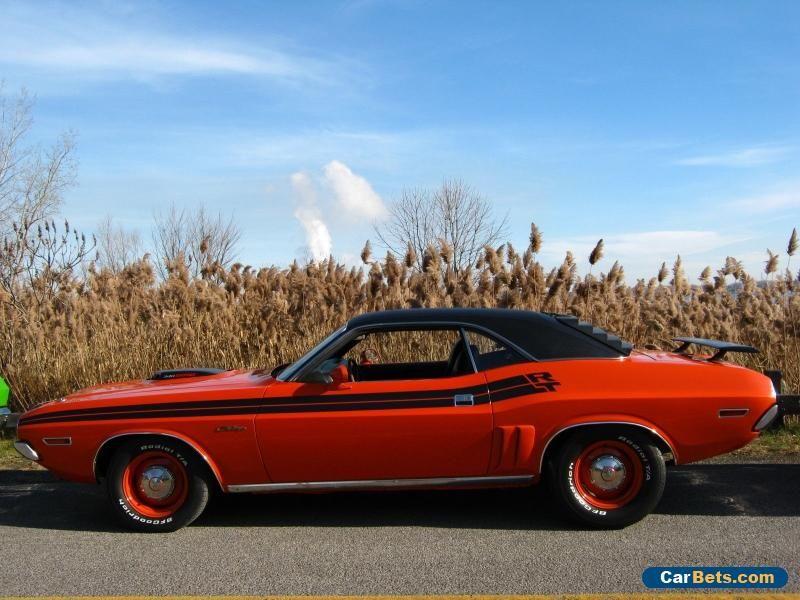 1971 Dodge Challenger R/T Hardtop 2-Door #dodge #challenger #forsale #unitedstates