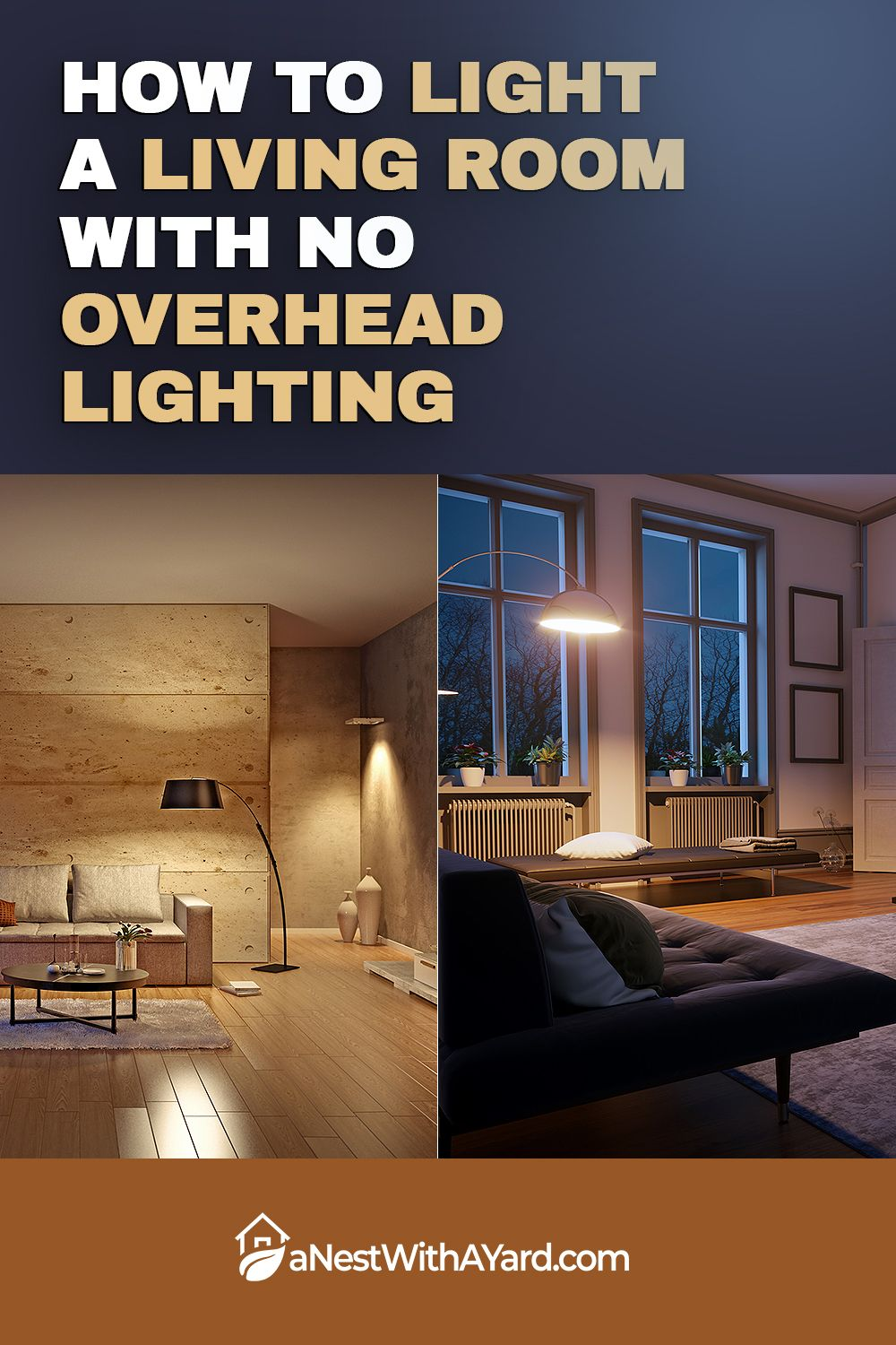 How To Light A Living Room With No Overhead Lighting In 2020 Overhead Lighting Black Pendant Light Fixtures Basement Lighting #no #overhead #lighting #in #living #room