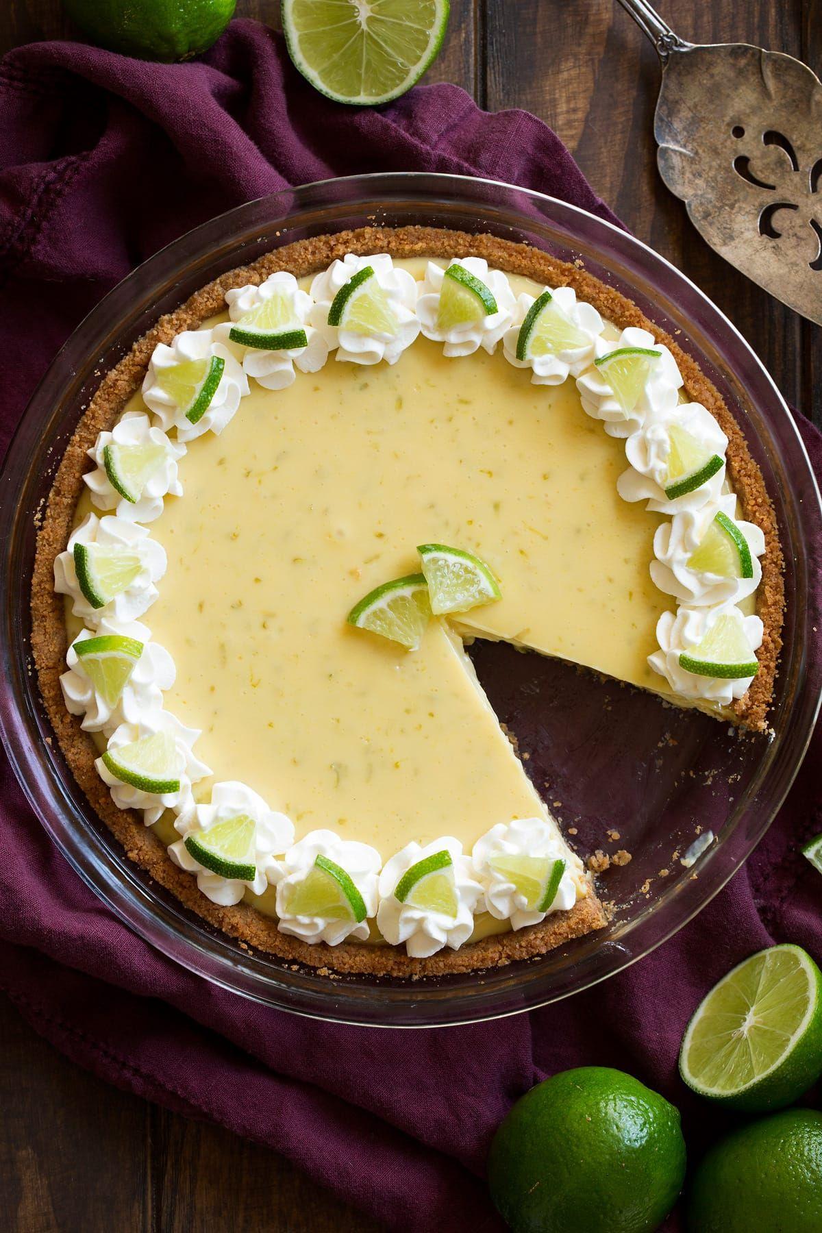 Key Lime Pie Decoration.Best Key Lime Pie Recipe Sweets In 2019 Lime Pie Recipe