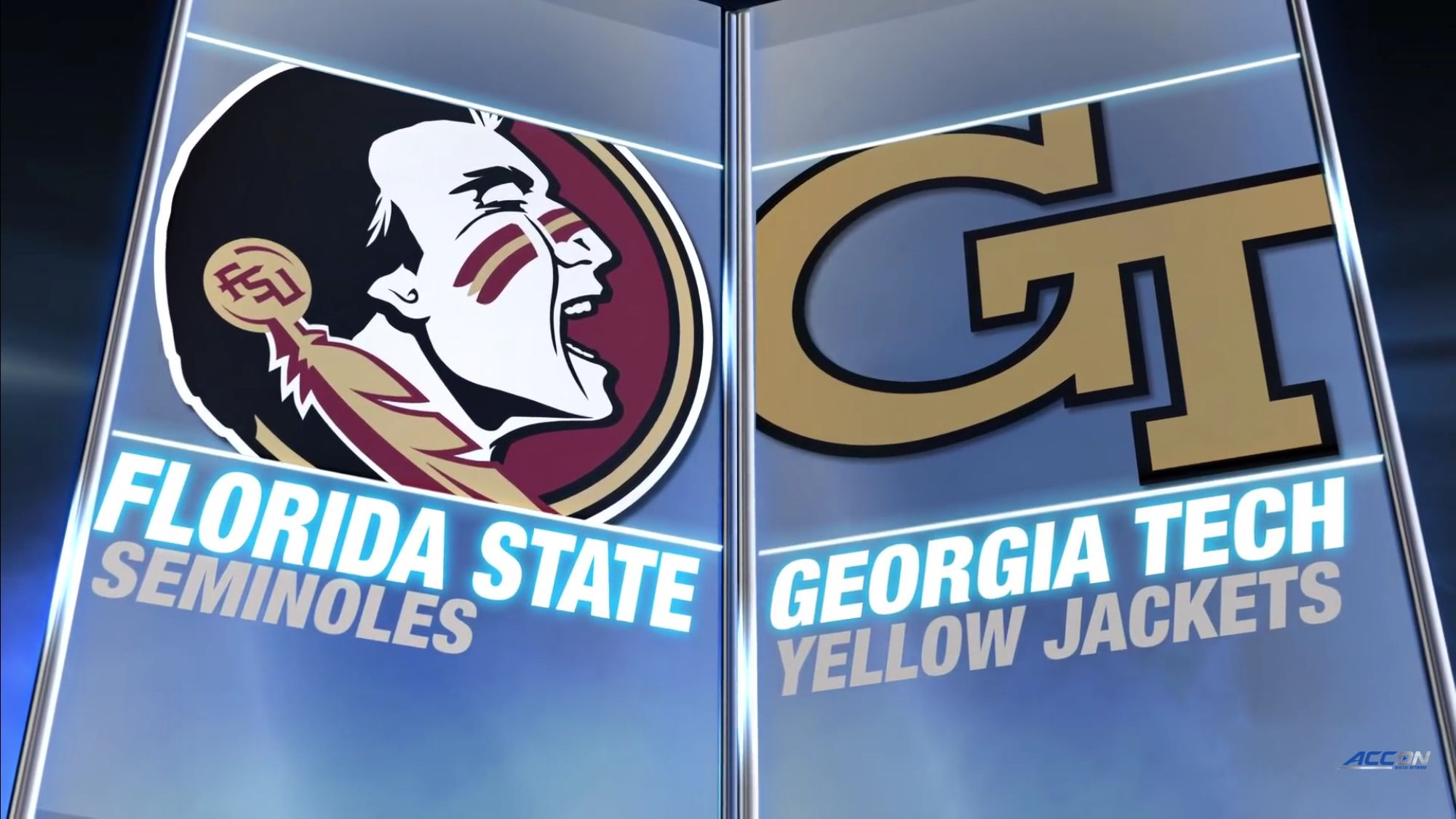 GAME 7 Florida State [9] vs. Tech This was