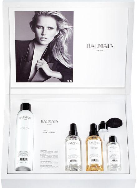 Balmain Paris Hair Couture Balmain Hair Styling Gift Pack 1 (Worth £105.75)