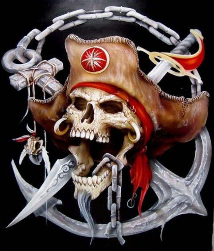 pingl par charly lavaud sur pirates pinterest t te de mort tatouages et squelette. Black Bedroom Furniture Sets. Home Design Ideas