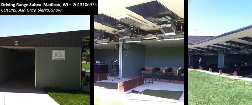 Driving Range Suites In Madison Wisconsin Cleary Buildings Indoor Soccer Field Indoor Basketball Court
