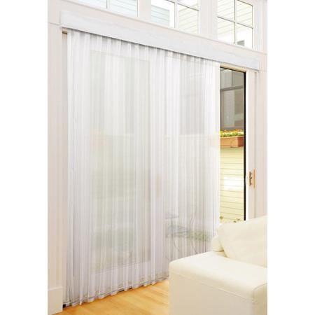 Vertical Blind Solution Voile Light Filtering Sheer Curtain Panel Sheer Curtain Panels Vertical Blinds Vertical Blinds Cover