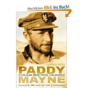 Col Paddy Mayne book