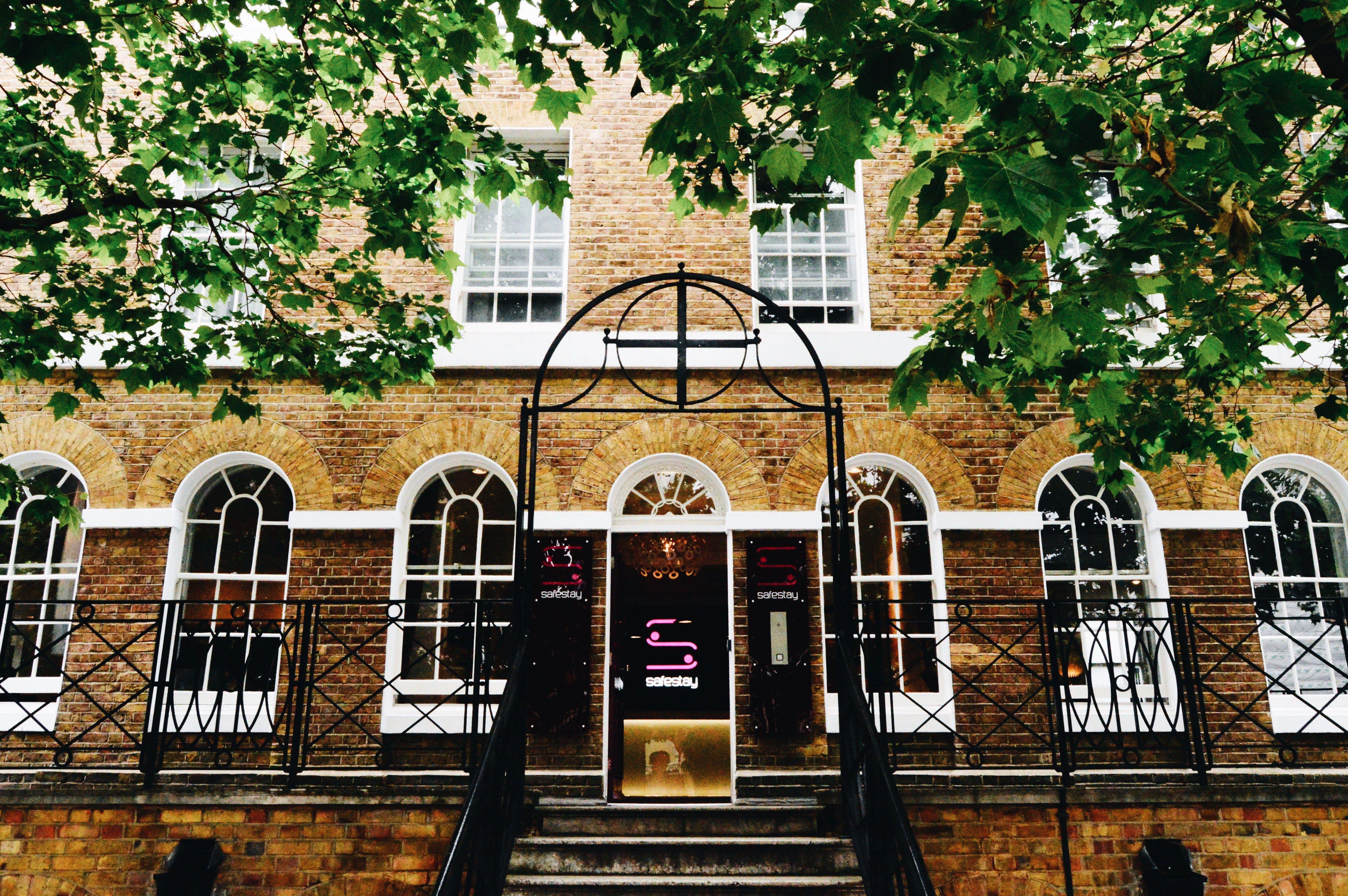 Beautiful hostels in London, UK: Safestay Elephant & Castle