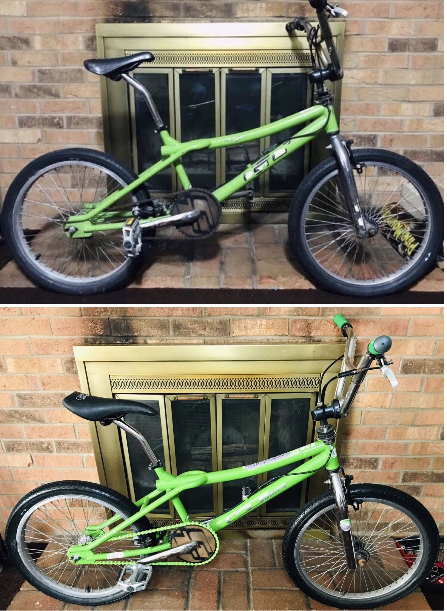 98 Gt Performer 20 Freestyle Bmx Bought For 90 Sold For 180