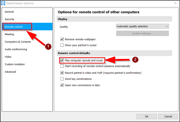 TeamViewer audio not working on Windows 10 | entertainment