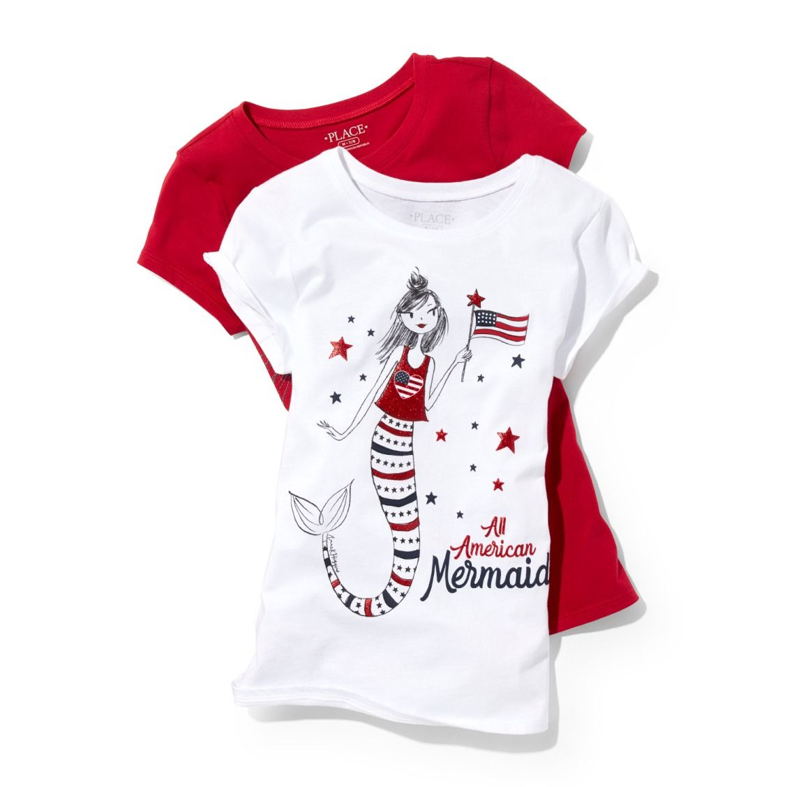 99ffd2e68f9b1 Girls' fashion | Kids' clothes | Graphic tee | Memorial Day Weekend ...