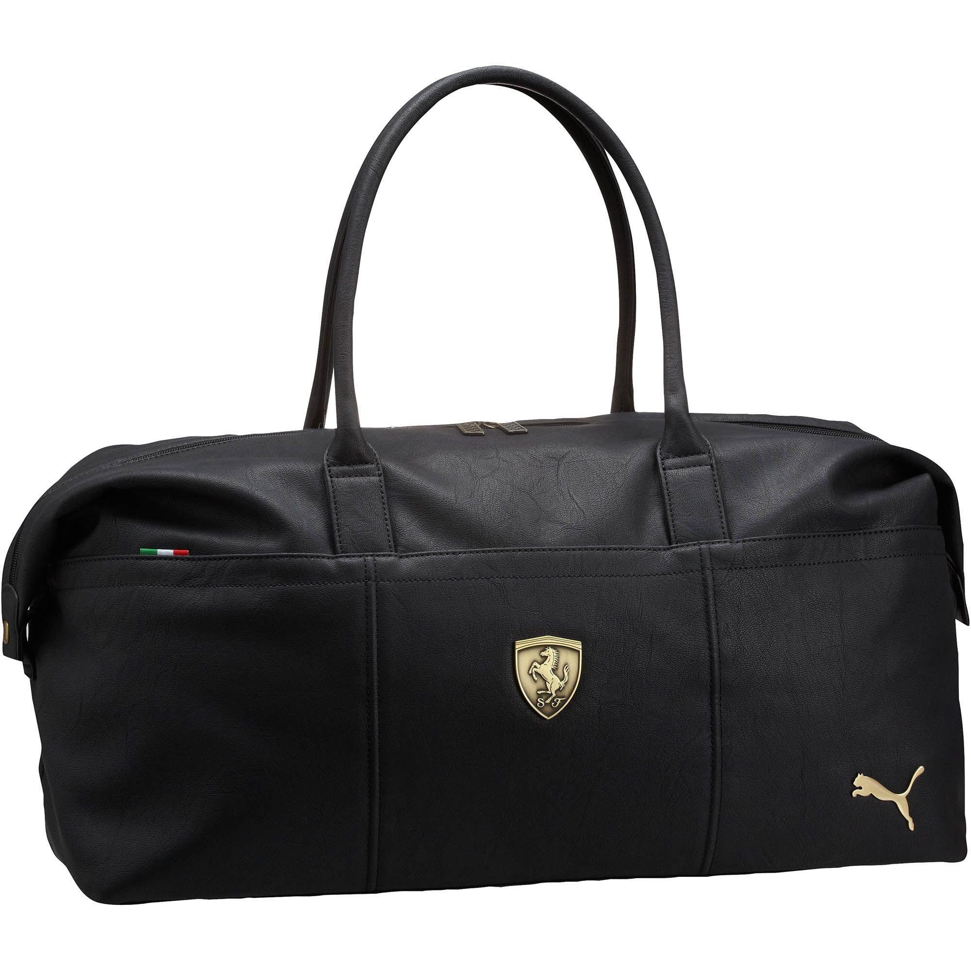 PUMA Ferrari Weekender Bag | - from the official Puma® Online Store