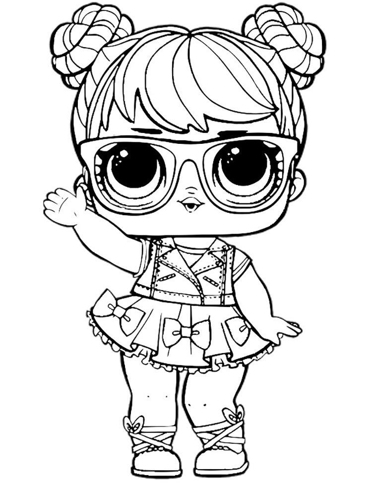 Lol Coloring Page Unicorn Coloring Pages Barbie Coloring Pages Cute Coloring Pages