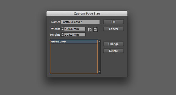 create a stand out portfolio book in indesign part one the cover