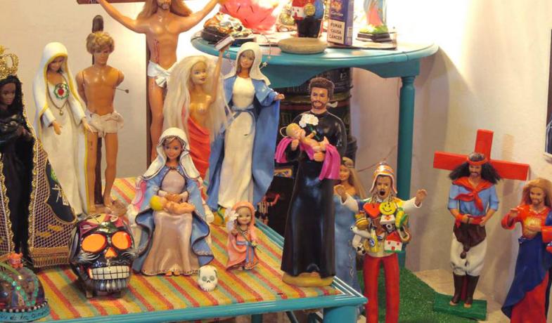 Escándalo Y Polémica Llegaron Las Barbies Religiosas Barbie Y Ken Barbie Artistas