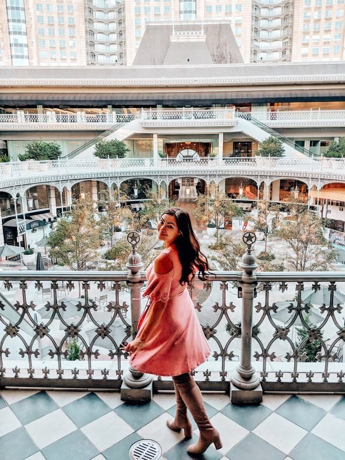 Pin On Crescent Court: A DALLAS STAYCATION AT THE CRESCENT HOTEL