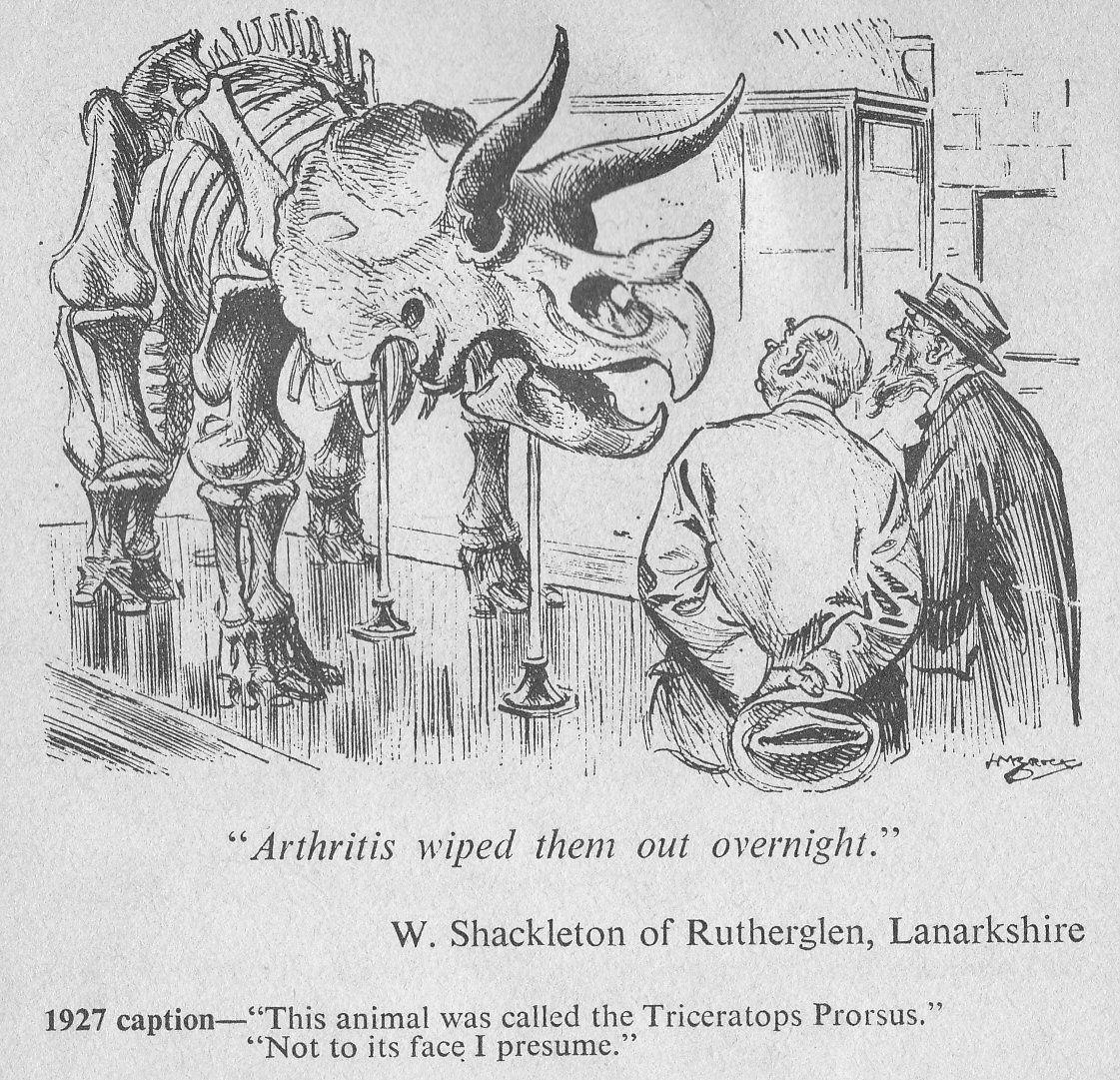 Punch Magazine Caption Competition Satire, Pop musicians