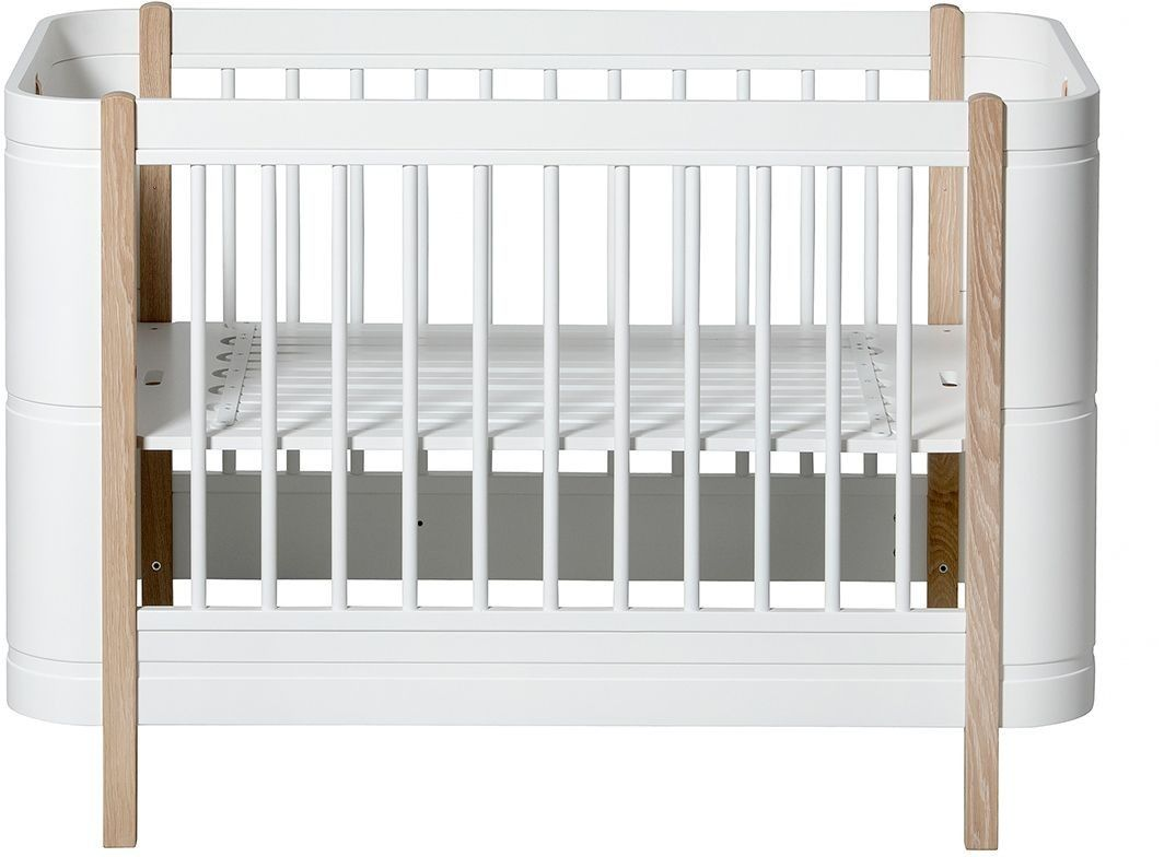 Babybett Umbaubett Wood Mini Oliver Furniture Kleine Fabriek