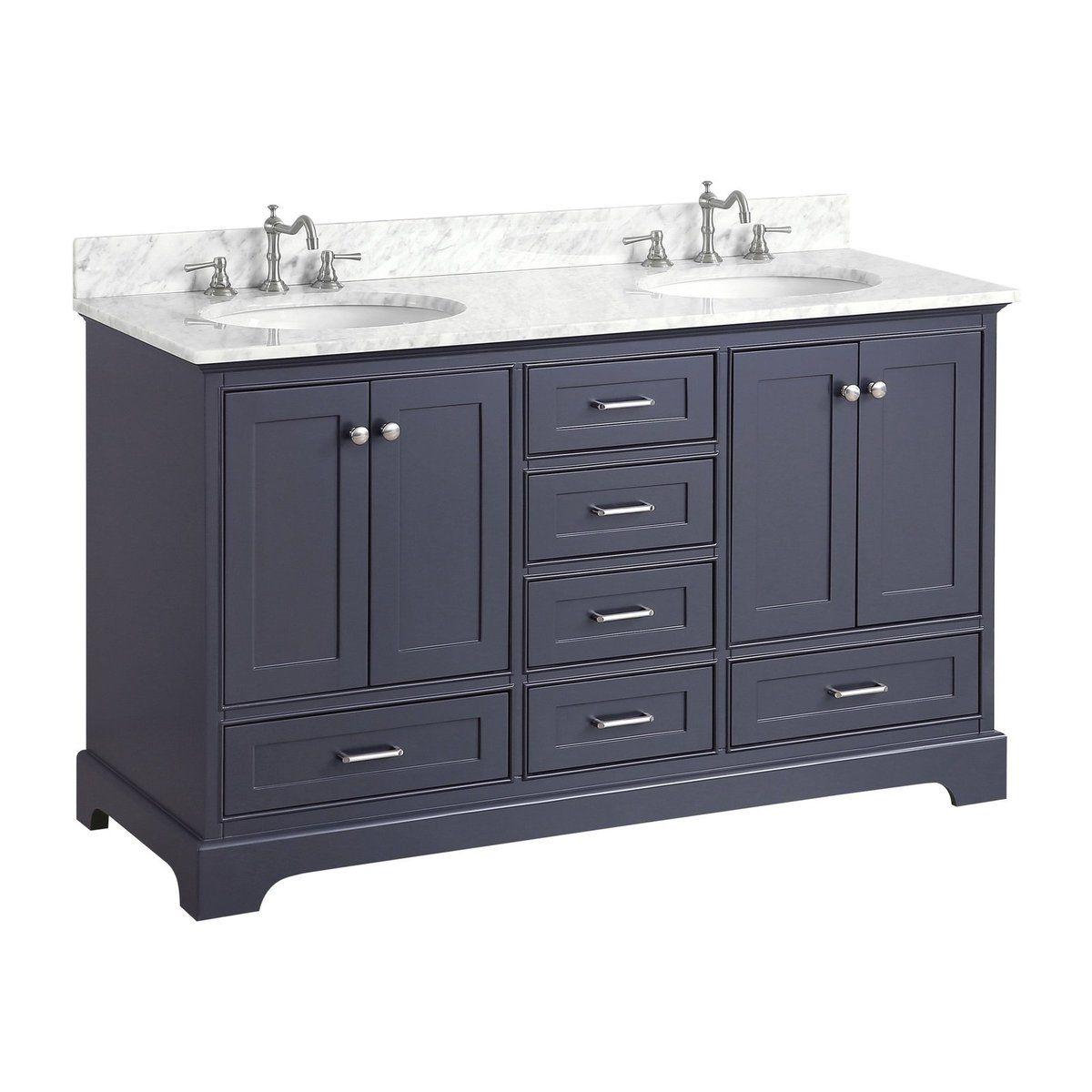 Ove Carson 60 Double Vanity Double Vanity Double Bathroom Vanity Vanity