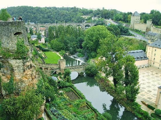 Luxembourg Pretty Places Luxembourg Luxembourg City