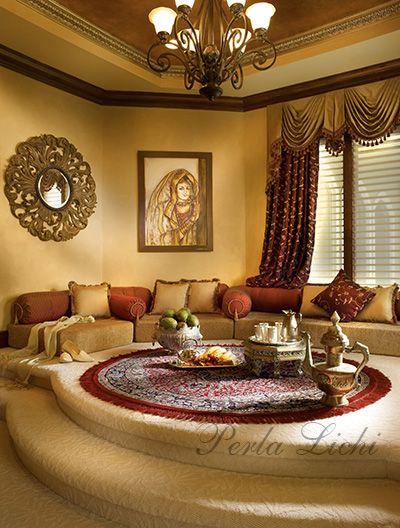 26+ Moroccan living room decor info