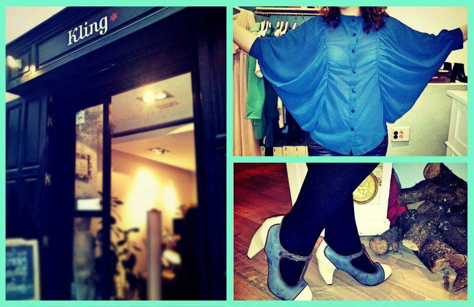 #ShoppinTour bu DUDUYEMI en #Kling de la calle Ballesta n6 #Madrid