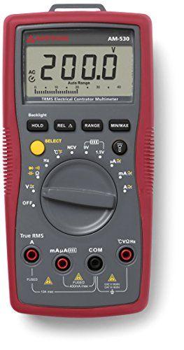 Amprobe Multimeter Multimeter Detector Electricity
