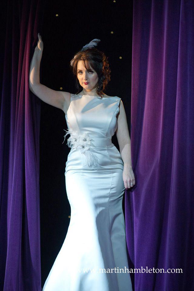 Manchester wedding photographers viva las vegas for Vegas style wedding dresses
