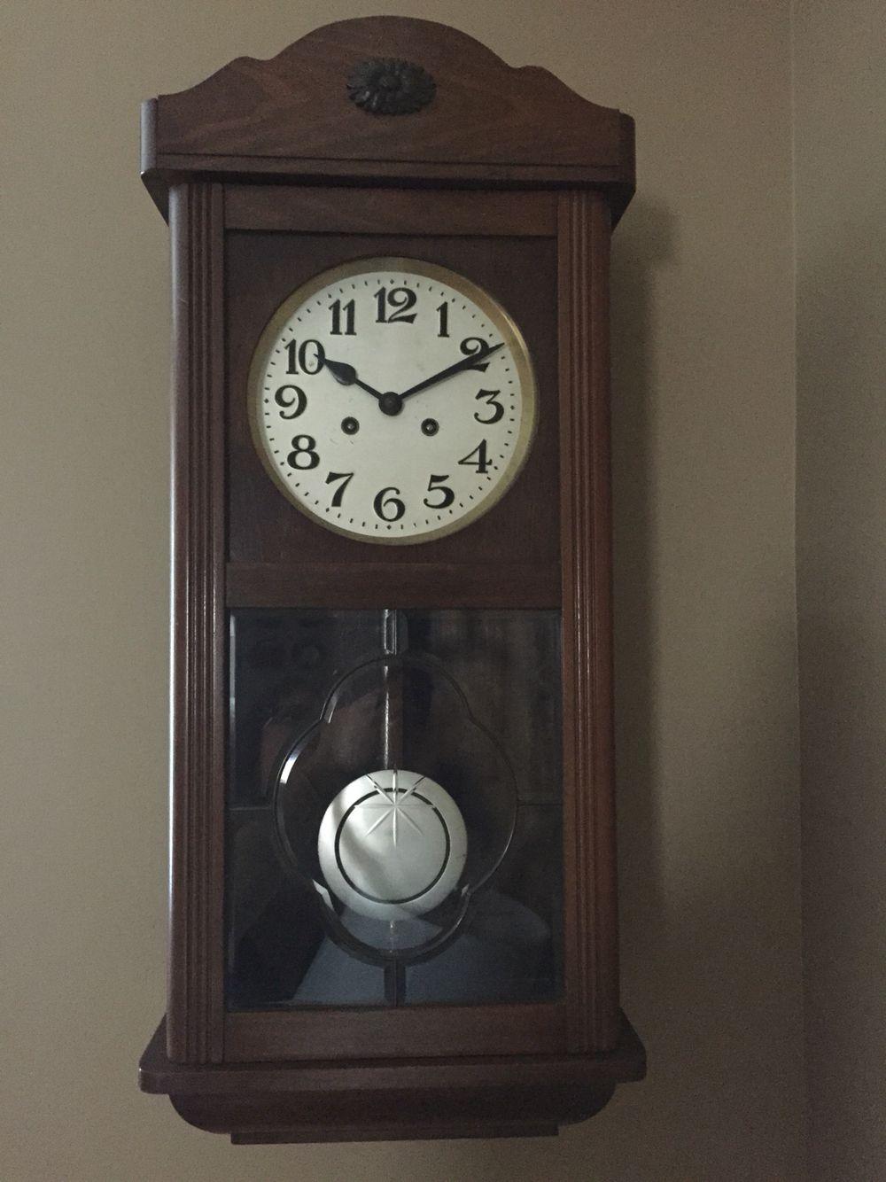 Wall Mounted Grandfather Clock Date