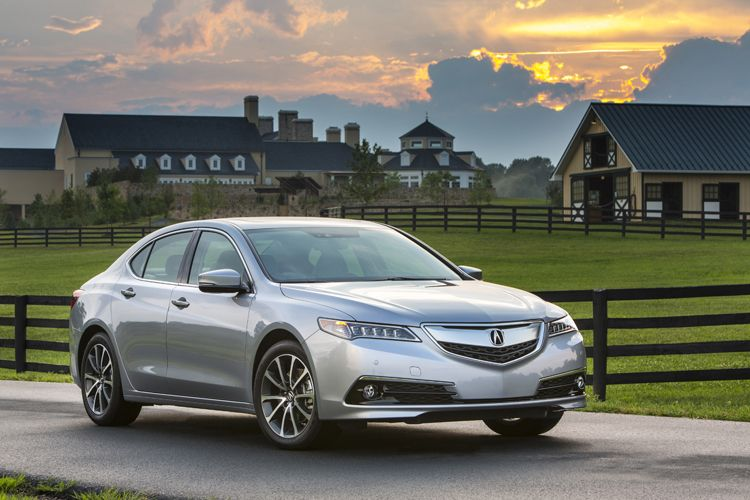Will The All New 2015 Tlx Solve Acura S Sedan Woes Acura Tlx Acura Cars Acura Sedan