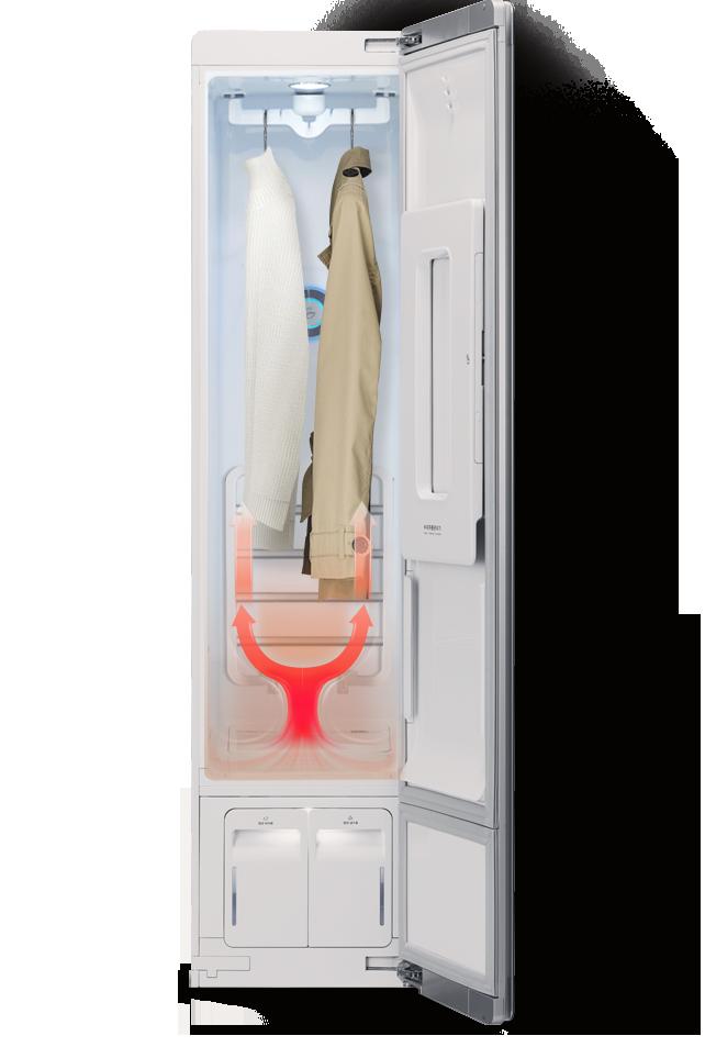 Lg Styler Clothing Care System Lg Usa Modern Houses Interior House Interior Laundry Room Bathroom