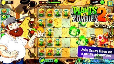 Games Plants Vs Zombies 2 For Pc Komputer