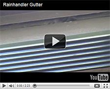 Interesting Alternatives To Rain Gutters Rainhandler Gutter
