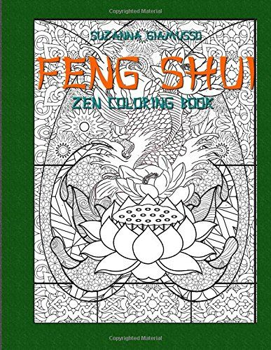 Robot Check Zen Colors Coloring Books Feng Shui