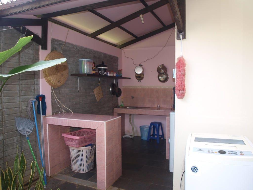 Dekorasi Dapur Rumah Tipe 36