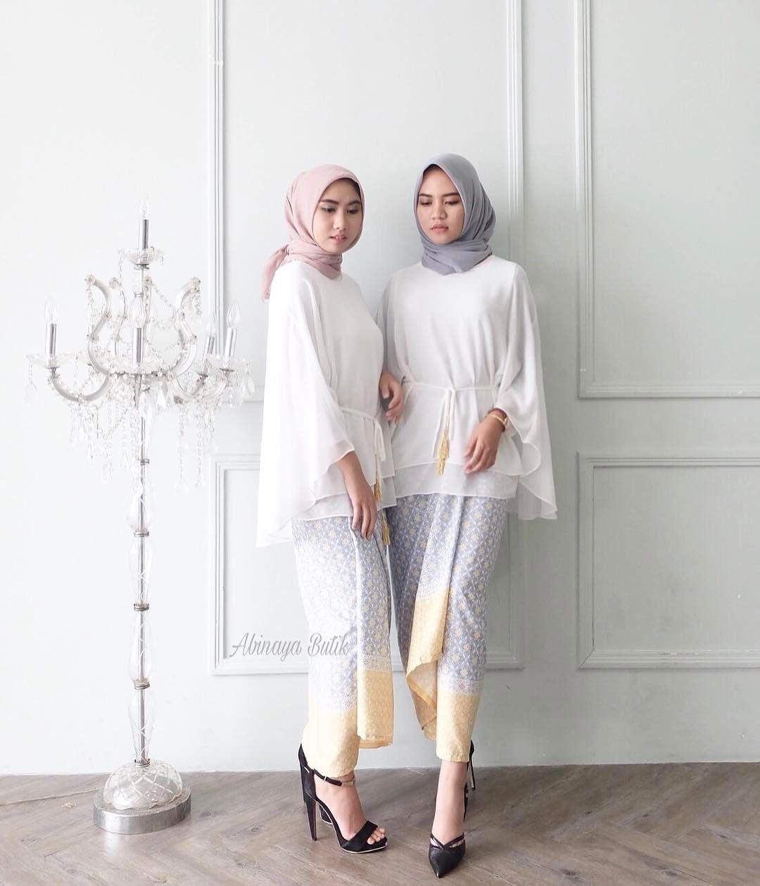 Pin by rose r on ideas for my hijab pinterest kebaya baju