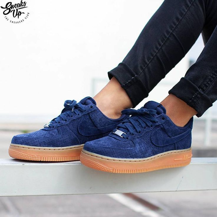 Top Trendy Sneakers 2017/ 2018 : Sneakers femme Nike Air Force 1  QR93