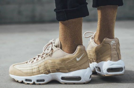 Light Bone Lands On The Nike Air Max 95 Premium